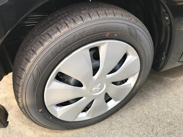 M 軽自動車 インパネAT エアコン 届出済未使用車(7枚目)