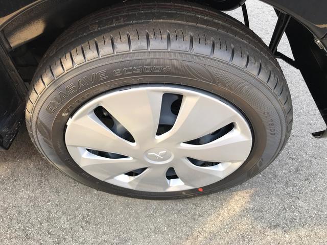M 軽自動車 インパネAT エアコン 届出済未使用車(8枚目)
