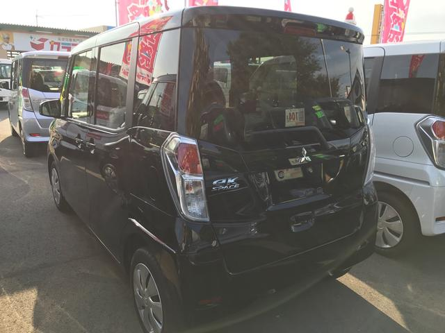 M 軽自動車 インパネAT エアコン 届出済未使用車(9枚目)