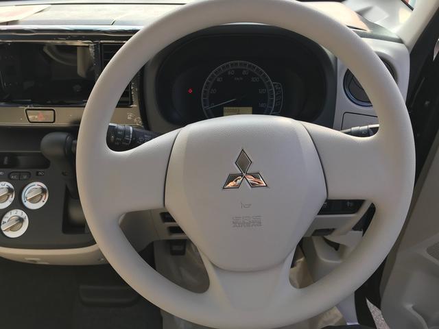 M 軽自動車 インパネAT エアコン 届出済未使用車(15枚目)