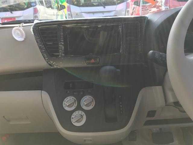 M 軽自動車 インパネAT エアコン 届出済未使用車(17枚目)