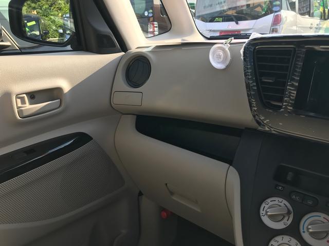 M 軽自動車 インパネAT エアコン 届出済未使用車(18枚目)