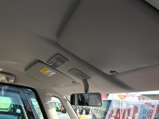 M 軽自動車 インパネAT エアコン 届出済未使用車(19枚目)