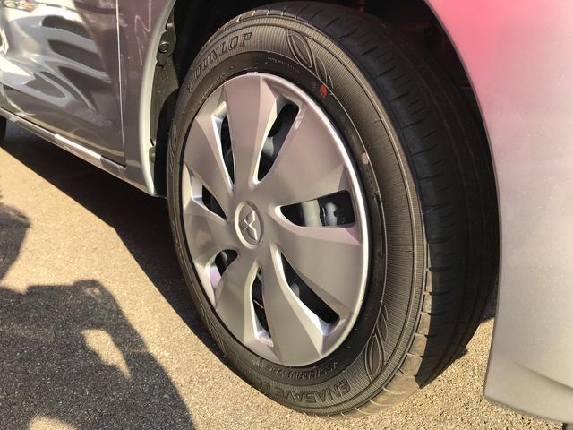 M 軽自動車 インパネCVT エアコン 届出済未使用車(7枚目)