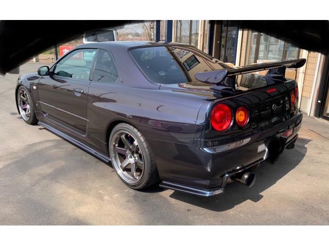 GT-R ミッドナイトパープルII Vスペ仕様 限定300台(5枚目)