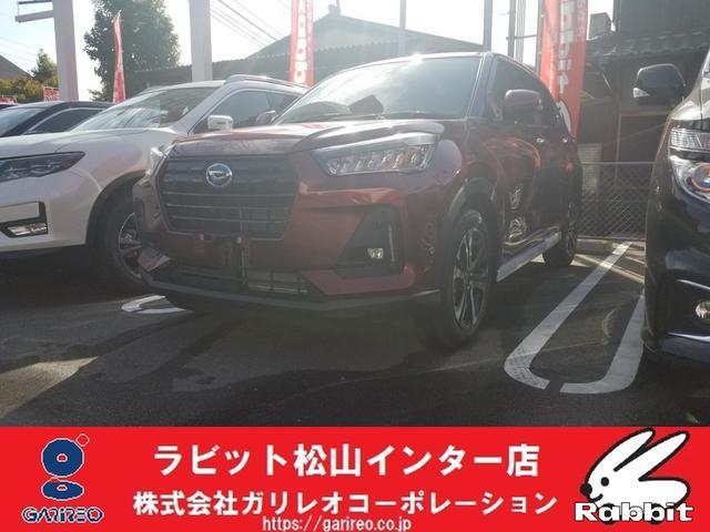 「ダイハツ」「ロッキー」「SUV・クロカン」「愛媛県」の中古車2