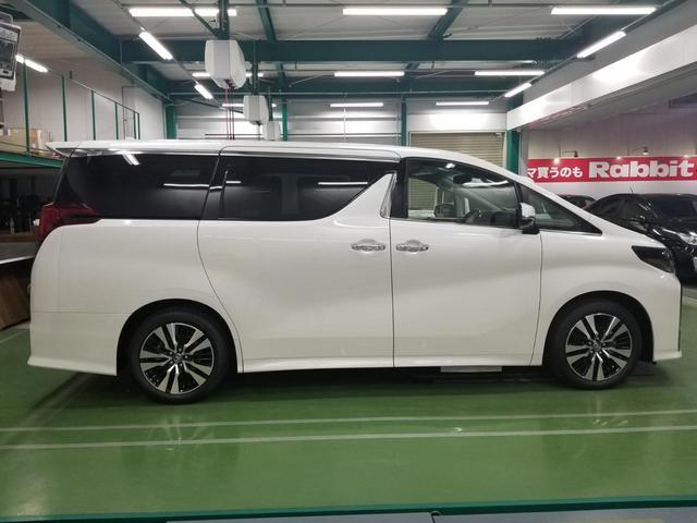 「トヨタ」「アルファード」「ミニバン・ワンボックス」「愛媛県」の中古車5