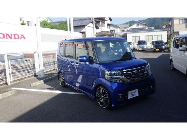 「ホンダ」「N-BOX」「コンパクトカー」「高知県」の中古車6