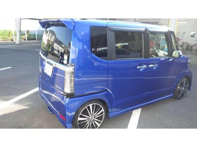 「ホンダ」「N-BOX」「コンパクトカー」「高知県」の中古車8