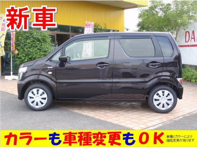 ハイブリッドFX・新車・ナビ付き・ETC・コーティング付き(3枚目)