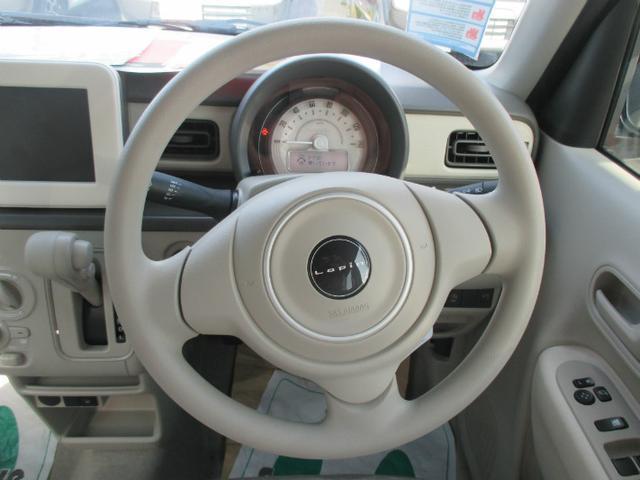 スズキ アルトラパン L 届出済未使用車 スマートキー ベンチシート