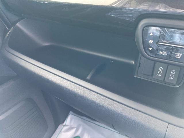 G・Lホンダセンシング 届出済未使用車 衝突被害軽減ブレーキ 左側電動スライドドア スマートキー オートエアコン パワステ LEDヘッドライト バックカメラ ETC アダプティブクルーズコントロール 軽自動車 660cc(27枚目)
