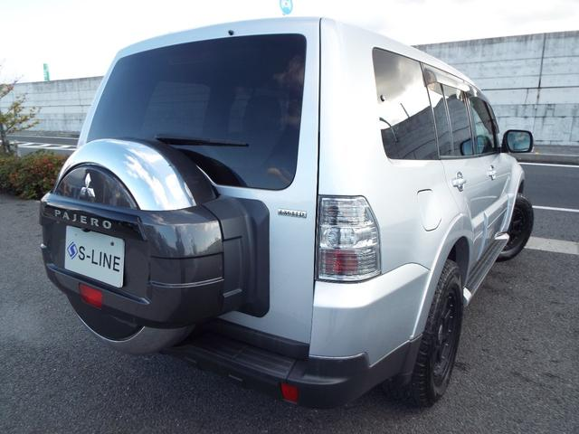 ロング エクシード 4WD 社外17インチAW ETC(8枚目)