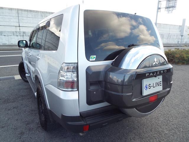 ロング エクシード 4WD 社外17インチAW ETC(9枚目)