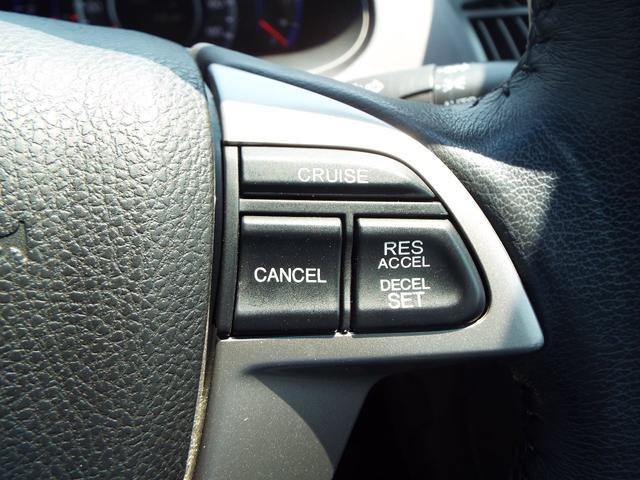 クルーズコントロールが付いているので高速道路での運転も楽々です♪