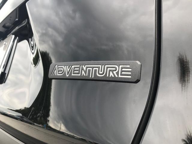 アドベンチャー 4WD/白内装/アルパイン9インチナビ/パノラマルーフ/Dミラー/スペアタイヤ/クリアランスソナー/シートヒーター・ベンチレーション/おくだけ充電/パワーバックドア(54枚目)