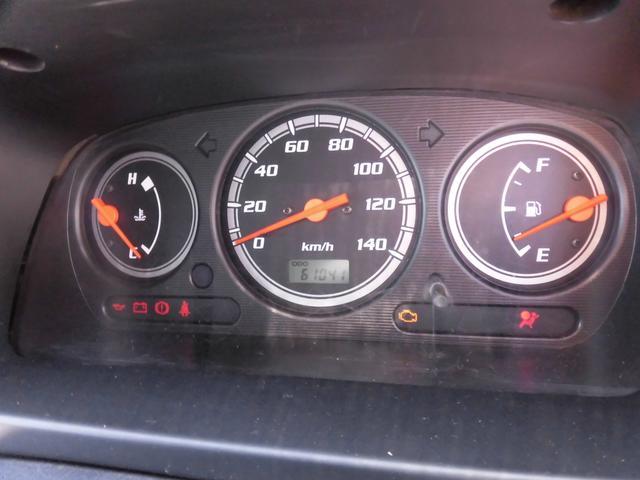 ダイハツ ハイゼットカーゴ クルーズ 5速MT 4WD キーレス
