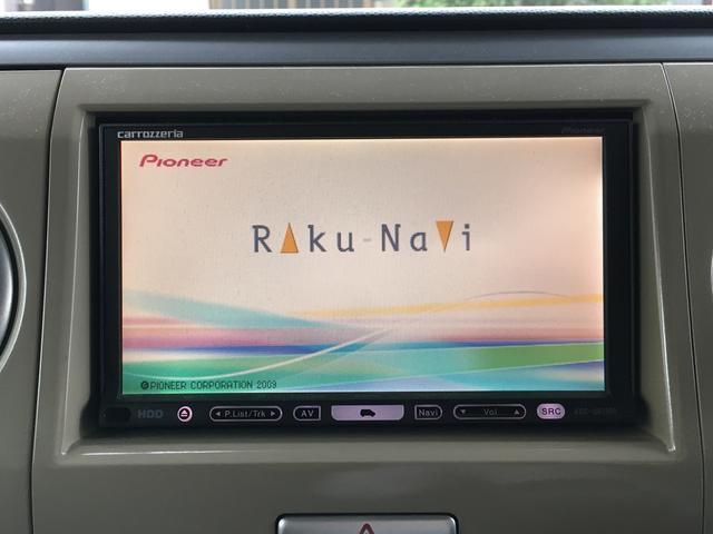 スズキ アルトラパン X HDDナビTV スマートキー プッシュスタート