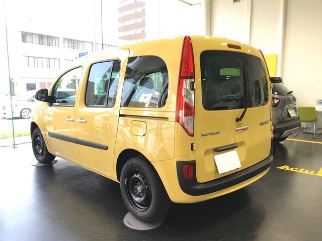 「ルノー」「カングー」「ミニバン・ワンボックス」「高知県」の中古車2
