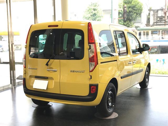 「ルノー」「カングー」「ミニバン・ワンボックス」「高知県」の中古車25