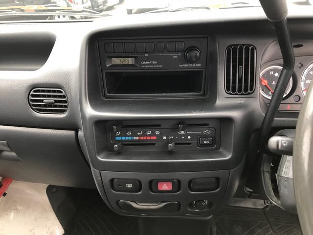 ダイハツ ハイゼットカーゴ DX ハイルーフ 4WD エアコン コラムAT キーレス