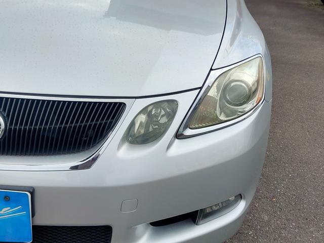 GS350 黒革パワーシート 純正ナビ ETC 純正17インチアルミホイール スマートキー2個 バックモニター ユーザー様買取車(7枚目)