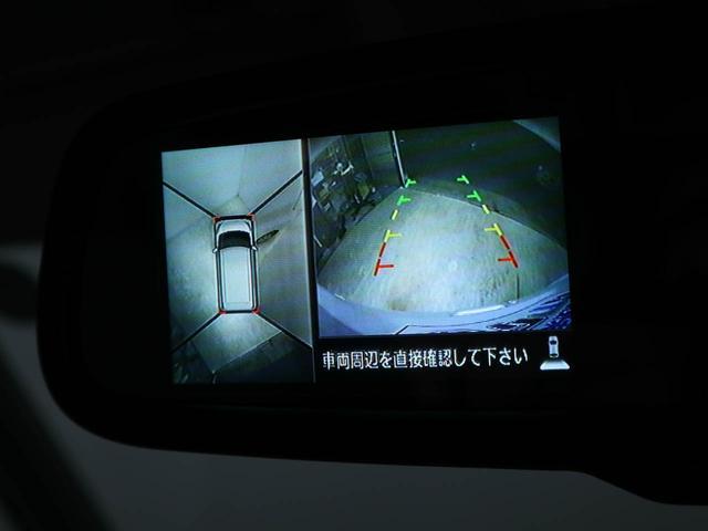 全周囲カメラ(ルームミラーモニター):駐車時に、死角が見えるので安心ですね。