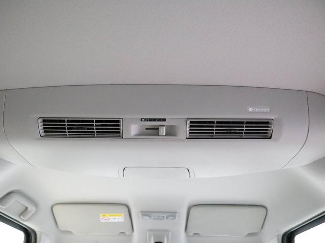 リヤサーキュレーター:後席に風を送って空気を循環させ、室内全体を快適にします♪