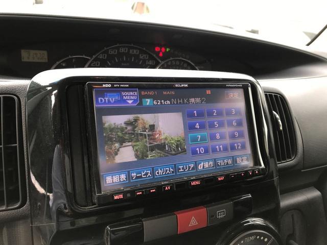 カスタムL HDDナビ フルセグTV 左スライドドア HID(5枚目)