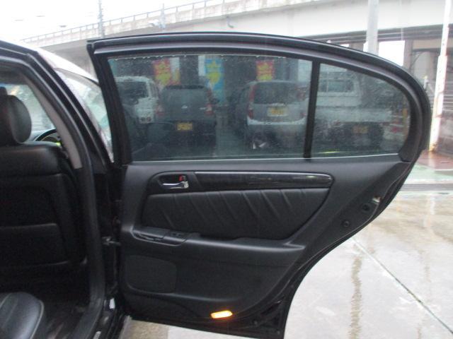 S300ベルテックスエディション 黒皮シート(11枚目)
