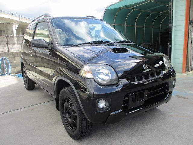Sタイプ 4WD ターボ ETC キーレス Wエアバッグ(2枚目)