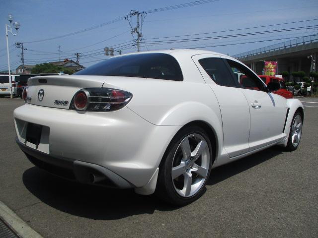 マツダ RX-8 タイプS 6速マニュアル