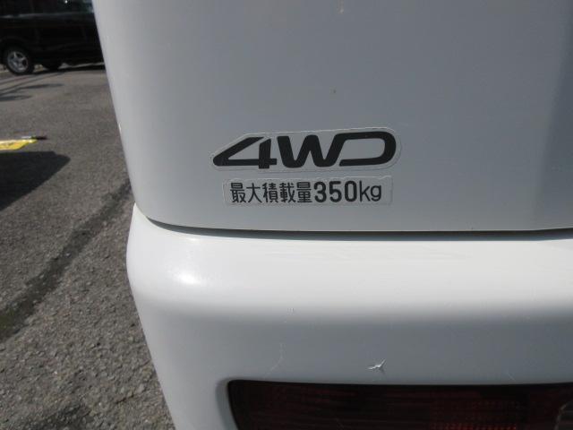 スペシャル4WD 5速マニュアル エアコン パワステ(7枚目)