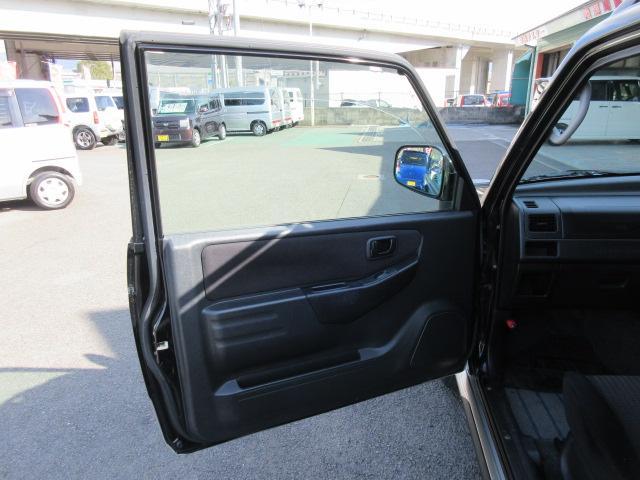 VR-S レカロシート ETC ターボ 4WD(11枚目)