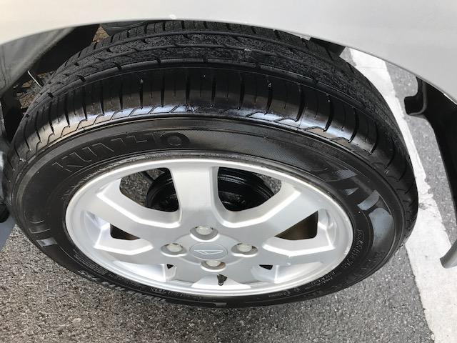 ダイハツ タント RS ターボ最上級グレード 禁煙車 タイヤ4本9.5分山