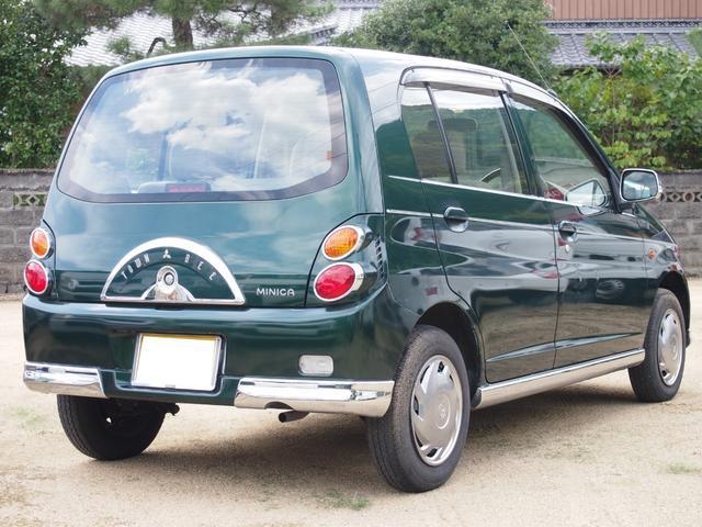 「三菱」「ミニカ」「軽自動車」「徳島県」の中古車10