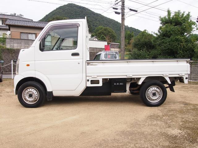 4WD エアコン パワステ 5速ミッション 軽自動車 660(9枚目)