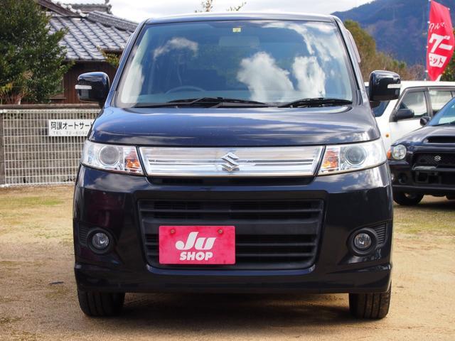 「スズキ」「ワゴンRスティングレー」「コンパクトカー」「徳島県」の中古車4