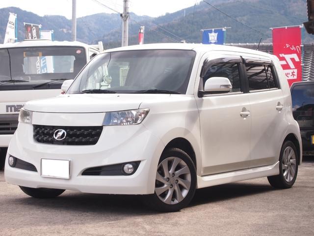 「トヨタ」「bB」「ミニバン・ワンボックス」「徳島県」の中古車2
