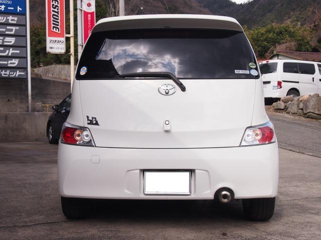 「トヨタ」「bB」「ミニバン・ワンボックス」「徳島県」の中古車11