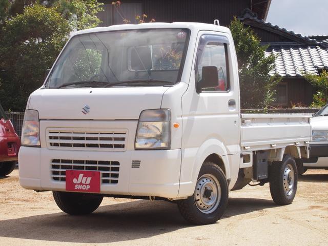 「スズキ」「キャリイトラック」「トラック」「徳島県」の中古車2