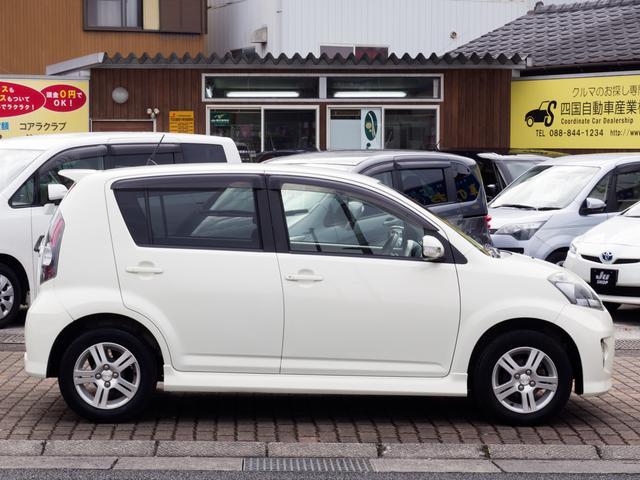 「トヨタ」「パッソ」「コンパクトカー」「高知県」の中古車9