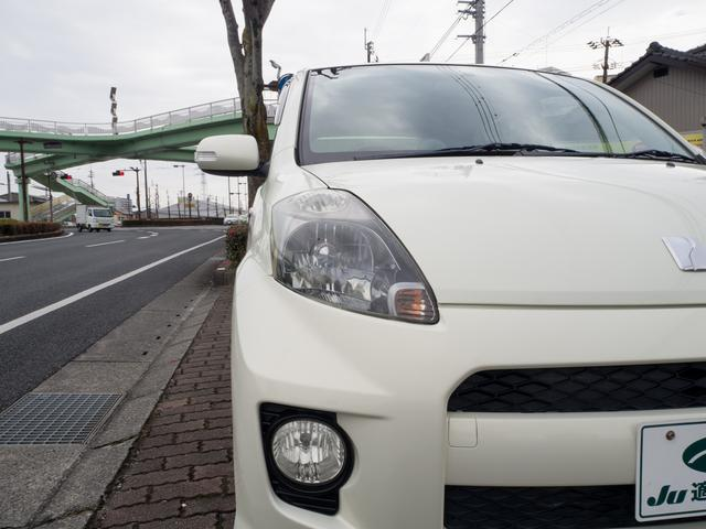 「トヨタ」「パッソ」「コンパクトカー」「高知県」の中古車25