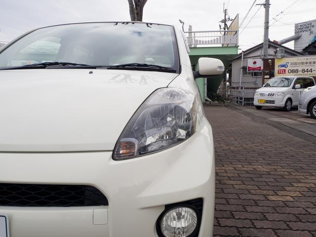 「トヨタ」「パッソ」「コンパクトカー」「高知県」の中古車26