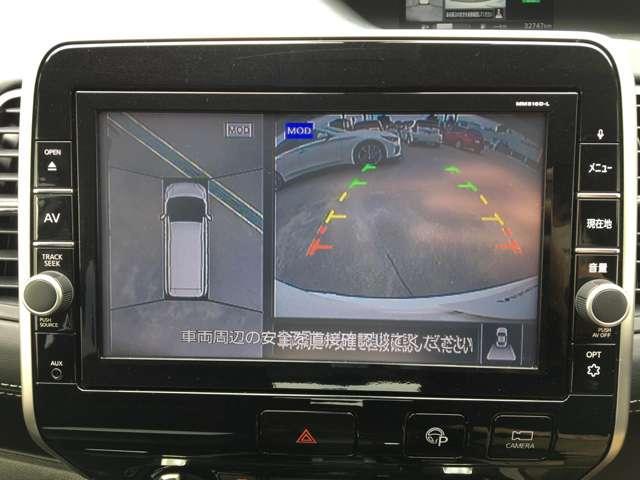 ハイウェイスター 2.0 ハイウェイスター 全方位M Bluetooth ドラレコ ETC 両側電動スライドドア(9枚目)