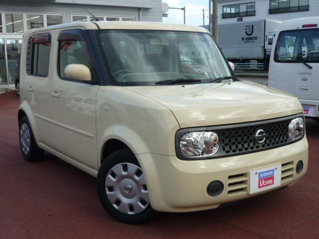 「日産」「キューブ」「ミニバン・ワンボックス」「徳島県」の中古車11