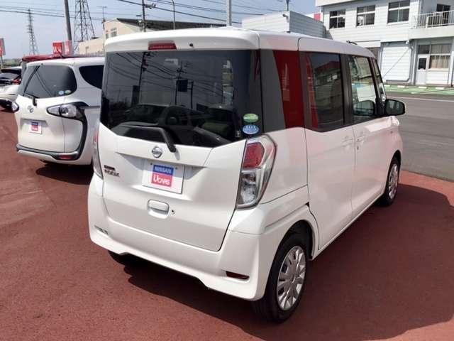 「日産」「デイズルークス」「コンパクトカー」「徳島県」の中古車2