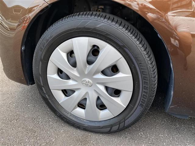 175/65R15タイヤ&スチールホイール(ホイールキャップ付)