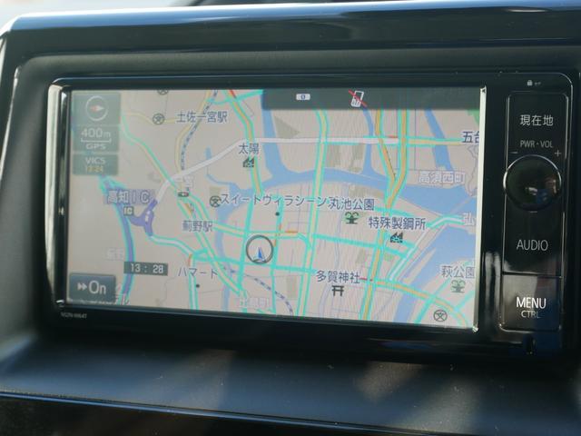 V 純正SDナビ ETC バックモニター 前方カメラ プッシュスタート アイドリングストップ 左側電動スライドドア フロントガラスワイパー凍結防止機能 空気清浄機能ナノイー トヨタセーフティセンス付き(12枚目)