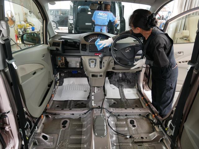 カスタムRS 純正ナビ バックモニター プッシュスタート 衝突被害軽減システムスマートアシスト アイドリングストップ 両側パワースライドドア シートヒーター付き(36枚目)